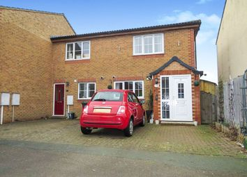 Thumbnail 3 bed end terrace house for sale in Sackville Street, Raunds, Wellingborough