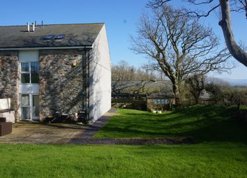 Thumbnail 4 bed barn conversion for sale in Dwyran, Llanfairpwllgwyngyll