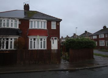 Thumbnail 2 bed semi-detached house to rent in Lanethorpe Road, Darlington