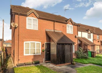 Thumbnail 2 bed semi-detached house for sale in Shelby Close, Lenton, Nottingham