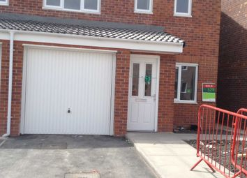 Thumbnail 3 bedroom semi-detached house to rent in Warmwell Drive, Wolverhampton