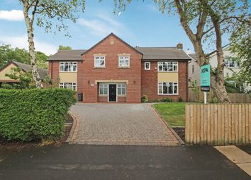 Thumbnail 6 bed detached house for sale in South Drive, Upton, Wirral