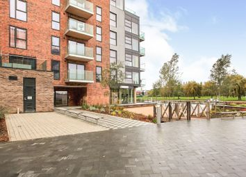 East Station Road, Fletton Quays, Peterborough PE2. 2 bed flat for sale