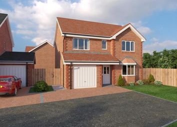 Thumbnail 4 bed semi-detached house for sale in Alltami Heath, Alltami Road, Buckley