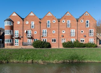 Thumbnail 3 bed town house for sale in Albion Wharf, Spalding