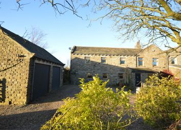 Thumbnail 4 bed end terrace house for sale in Lane House, Penistone Road, Hepworth, Holmfirth, West Yorkshire