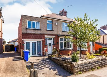 Thumbnail 5 bed semi-detached house for sale in Worrall Road, Sheffield