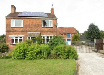 Thumbnail 3 bed detached house for sale in Field Lane, Morton, Gainsborough