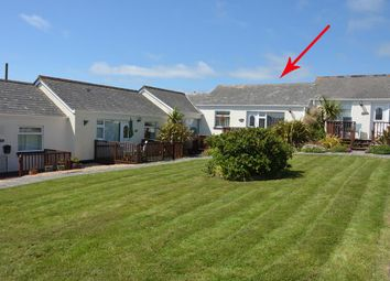 Thumbnail 2 bed terraced bungalow for sale in Mullion Cove Bungalows, Mullion, Helston