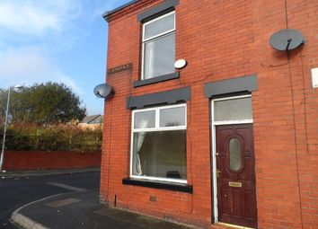 Thumbnail 2 bed end terrace house to rent in St. Germain Street, Farnworth, Bolton