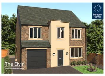 Thumbnail 4 bedroom detached house for sale in Elvin Way, New Tupton, Chesterfield