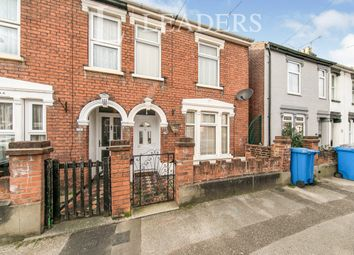 Thumbnail 3 bed end terrace house to rent in Cullingham Road, Ipswich