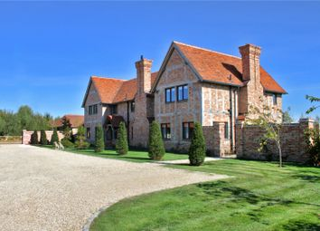 Thumbnail 5 bed equestrian property for sale in Winkfield Lane, Winkfield, Windsor, Berkshire