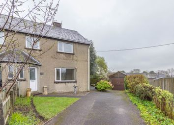 Thumbnail 3 bed semi-detached house for sale in Castlehaw, Sedbergh