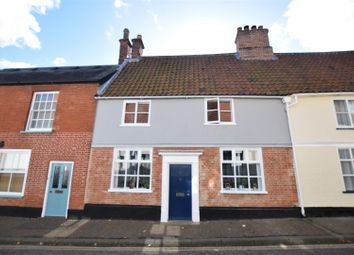 Thumbnail 3 bed terraced house for sale in Bridewell Street, Wymondham