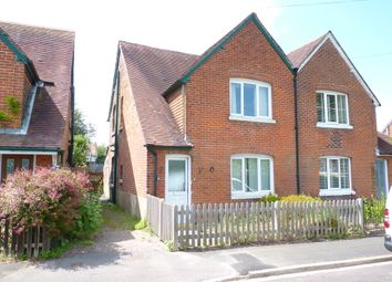 Thumbnail 2 bed semi-detached house for sale in Holly Grove, Fareham