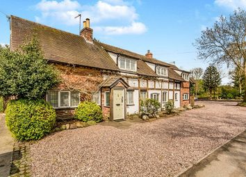 4 bed detached house for sale in Chelford Road, Nether Alderley, Macclesfield SK10
