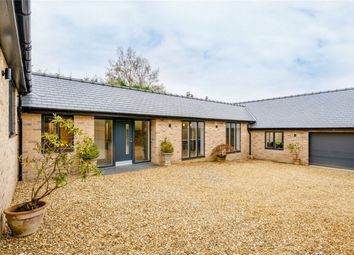 Thumbnail 4 bed detached bungalow for sale in High Street, Upwood, Ramsey, Huntingdon