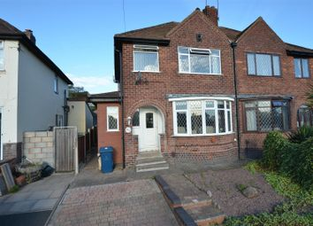 Thumbnail 3 bed semi-detached house for sale in Tixall Road, Stafford