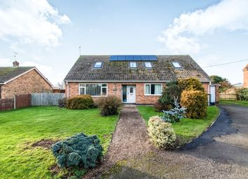 Thumbnail 4 bed detached house for sale in Thorney Road, Wigsley, Newark