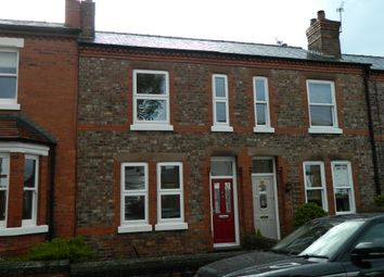 Thumbnail 2 bed terraced house to rent in Cawdor Street, Stockton Heath