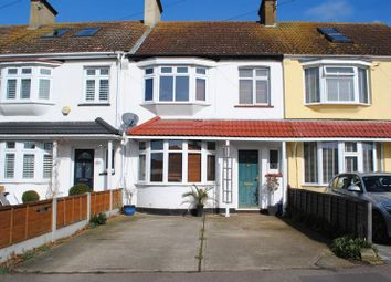 Thumbnail 3 bed terraced house for sale in Eastwood Road North, Leigh-On-Sea, Essex