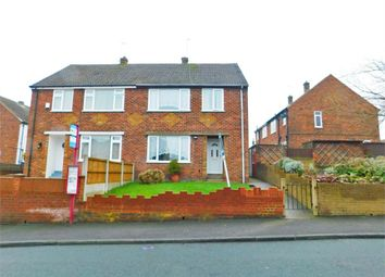 Thumbnail 3 bed semi-detached house for sale in Ashfield Road, Hemsworth, Pontefract, West Yorkshire