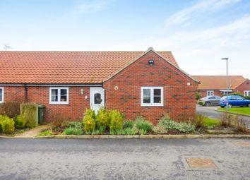 Thumbnail 2 bedroom semi-detached bungalow for sale in Jasmine Walk, Swanton Morley, Dereham