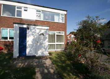 Thumbnail 1 bed flat to rent in Walsh Close, Hitchin
