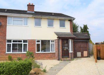 4 bed semi-detached house for sale in Begbroke Crescent, Begbroke, Kidlington OX5