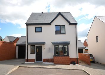 Thumbnail 3 bed detached house for sale in Old Quarry Drive, Exminster, Near Exeter