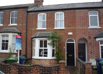Thumbnail 3 bed terraced house to rent in Crescent Road, Cowley, Oxford