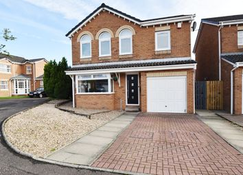 Thumbnail 4 bed detached house for sale in Longpark Place, Livingston