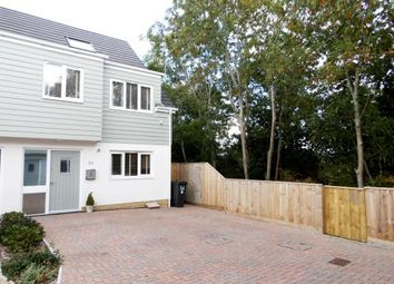 Thumbnail 4 bed semi-detached house for sale in Wootton Bridge, Ryde, Isle Of Wight