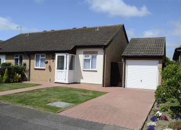 Thumbnail 2 bed semi-detached bungalow for sale in The Briary, Bexhill-On-Sea