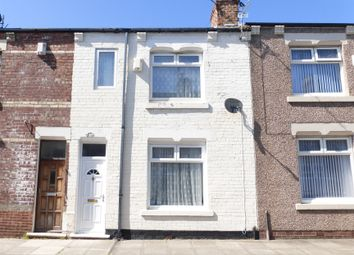 Thumbnail 3 bed terraced house for sale in Belk Street, Hartlepool