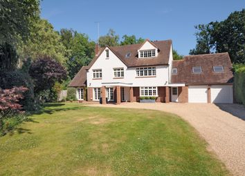 Thumbnail 8 bed detached house to rent in Casa Serena, Broomfield Park, Sunningdale, Berkshire