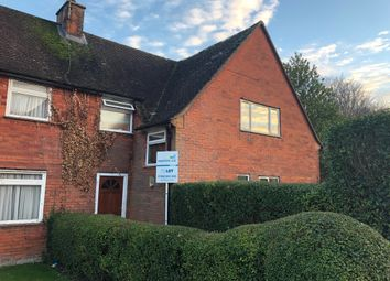 Thumbnail 1 bed end terrace house to rent in Cromwell Road, Winchester
