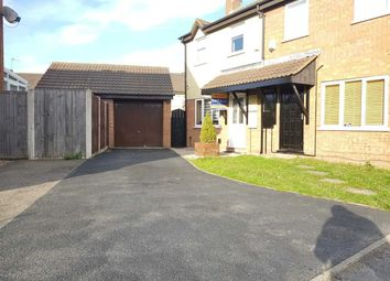 Thumbnail 3 bedroom semi-detached house for sale in Cheviot Road, Leicester