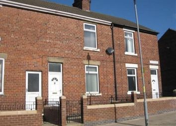 Thumbnail 3 bed property to rent in North Street, Fryston, Castleford