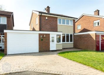 Thumbnail 3 bed detached house for sale in Ashford Close, Bolton, Greater Manchester