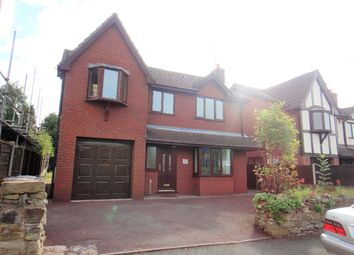 Thumbnail 4 bed detached house to rent in Church View, Wharf Terrace, Madeley Heath, Crewe