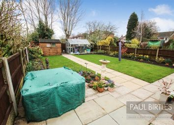Thumbnail 2 bed detached bungalow for sale in Woodsend Road, Urmston, Manchester