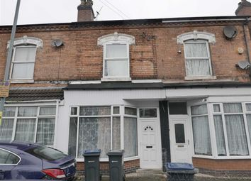 Thumbnail 3 bed end terrace house to rent in Hutton Road, Handsworth, Birmingham