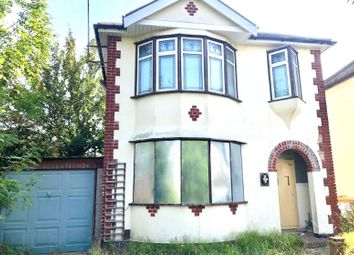 Thumbnail 3 bed detached house for sale in 98 Runwell Road, Wickford, Essex