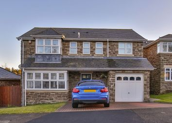 Thumbnail 5 bed detached house for sale in Handley Cross, Medomsley, Consett