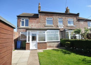 Thumbnail 3 bed semi-detached house to rent in Highgate House, Highgate Caravan Park, Whitby