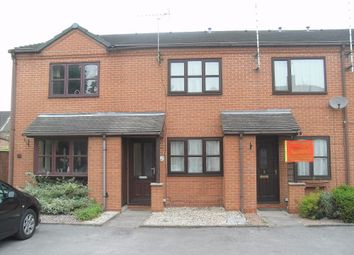 Thumbnail 1 bed town house for sale in Charlotte Court, Branston Road, Burton On Trent, Staffordshire