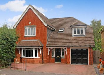 Thumbnail 4 bed detached house for sale in Demelza Close, Cuxton