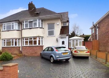Thumbnail 4 bed semi-detached house for sale in Westminster Avenue, Wolverhampton